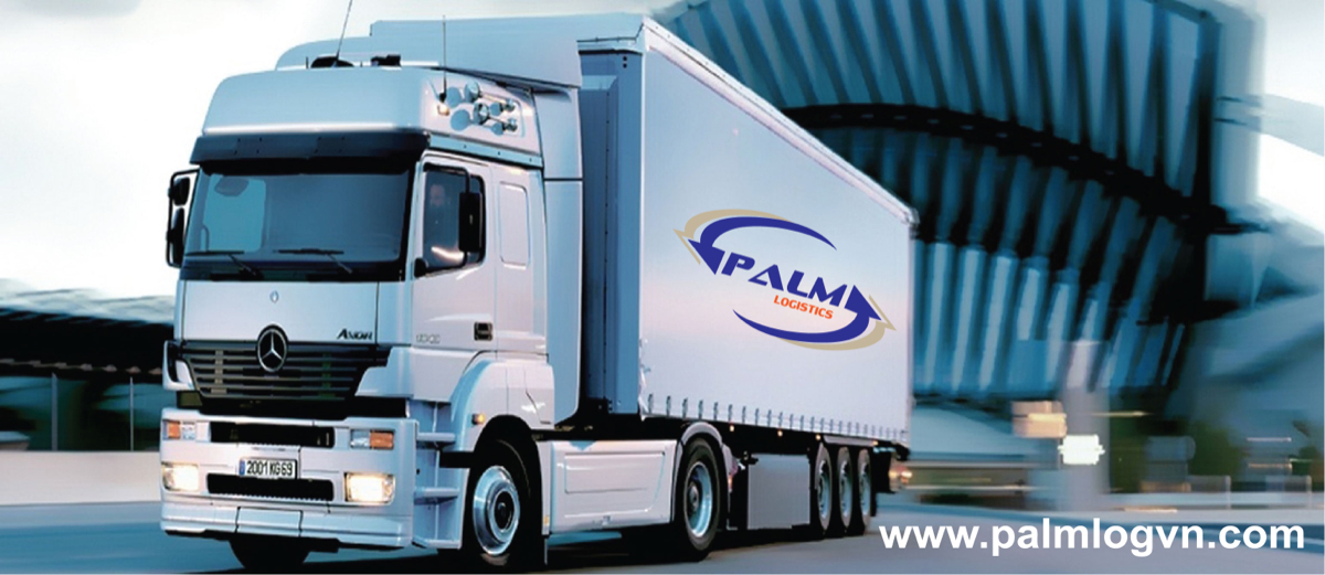Palm Logistic domestic transportation in Vietnam and Cambodia